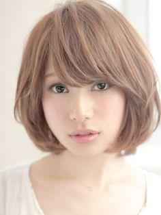 大人グラムボブ (担当 笹井) - 24時間いつでもWEB予約OK!ヘアスタイル10万点以上掲載!お気に入りの髪型、人気のヘアスタイルを探すならKirei Style[キレイスタイル]で。