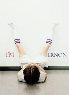 I'M VERNON #Hansol #vernon
