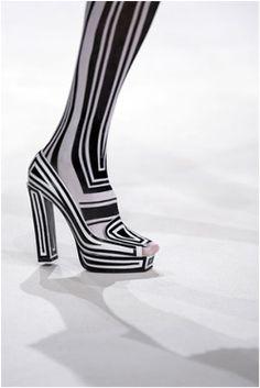 From Lady Gaga's Shoe Closet 2009  #theeshoecloset