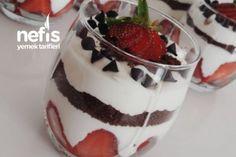Magnolia Tarifi Bakery Cakes, Deserts, Food And Drink, Pudding, Custard Pudding, Postres, Puddings, Dessert, Avocado Pudding
