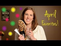 ▶ April Favorites - YouTube
