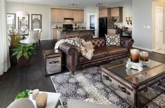 How to Decorate with Brown Leather Furniture? - Klein on Design