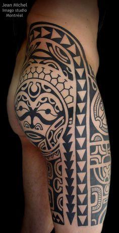 Hawaiian & Samoa « IMAGO MONTREAL #marquesantattooslegs