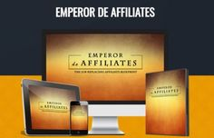 Emperor De Affiliates PRO Training Course Review - Best Developer Training Course Covers Everything in a High Quality, Easy to Follow and Understandable Video Course Consist of 13 Modules the Shoulder Video Training, Complete 100+ page PDF
