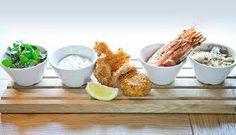 seafood mezze platter