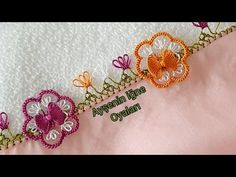 Heavy and flashy full dowry needle lace model - pregnant Knit Shoes, Crochet Borders, Needle Lace, Knitted Shawls, Baby Knitting Patterns, Knitting Socks, Hand Embroidery, Needlework, Diy And Crafts