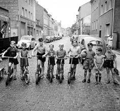 Die Rollergang! 1950.unserjahrgang.de