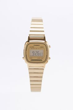 e52ac2d3525 Shop Casio Gold Face Watch at Urban Outfitters today. We carry all the  latest styles