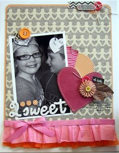 2 Sweet - Club CK - The Online Community and Scrapbook Club from Creating Keepsakes