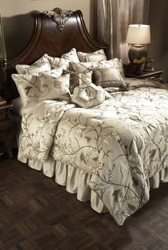 michael amini bella blanca bedding by michael amini bedding comforters comforter sets duvets bedspreads quilts sheets pillows the home decorating