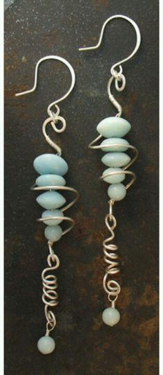 great spiral wire work