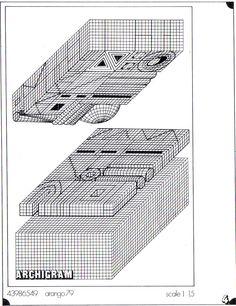 TOYS_MIAMI USA_carta da lucido cm. 80 x 60_by Brunetto De Batté & Giovanna Santinolli