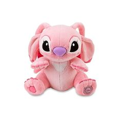 "::Toy Store Inc.:: Lilo and Stitch Angel 10"" Plush ❤ liked on Polyvore featuring toys, stuffed animals, baby, plushies, baby stuff, fillers, phrase, saying, text and quotes"