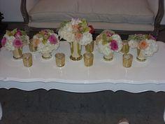 Lush Coffee Table Lush, Table Settings, Coffee, Create, Wedding, Casamento, Table Top Decorations, Place Settings, Weddings