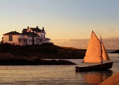 nantucket sailboat