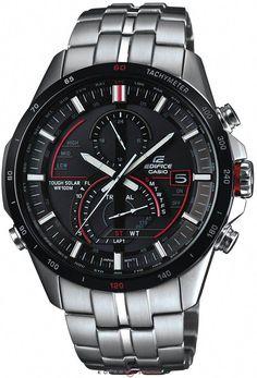 Black Herren Casio Edifice Stoppuhr Stahl Neu for sale online Casio Edifice, Cool Watches, Watches For Men, Timex Watches, Men's Watches, Wrist Watches, Field Watches, Citizen Watches, Black Watches