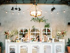 Event Planning   Design: Westcott Weddings - http://www.stylemepretty.com/portfolio/westcott-weddings Photography: Michelle Boyd Photography - www.michelleboydphotography.com   Read More on SMP: http://www.stylemepretty.com/2016/06/27/a-fresh-take-on-an-industrial-wedding-with-serious-pops-of-color/