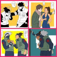 佐藤☆2 Lv.3 (@kemekuru) Kakashi Sensei, Naruto Sasuke Sakura, Naruto Cute, Naruto Shippuden Sasuke, Anime Naruto, Boruto, Otaku Anime, Manga Anime, Comic Naruto