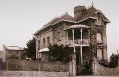 Villa Tur ubicada en Güemes 2342 mandada a construir por Jose Guillermo Tur en 1908, fue un proyecto del arquitecto francés (escuela secesionista vienesa) Luis Laverdet, en el estilo Art Nouveau Rural, según el juicio del Arq. Cova.