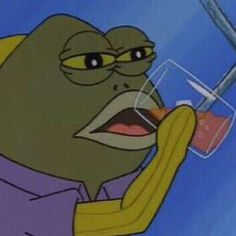 """when the coke you ordered from the fast food place taste a little bit off but you're just like """"fuck if it has weed or some shit in here i'm thirsty as hell"""""""