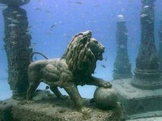 11. Lord Krishna's Lost City | 19 Amazing Underwater Discoveries | Martian Herald