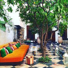 My Dear Morocco — El Fenn, Marrakech #elfenn #elfennmarrakech...