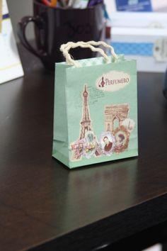 El Perfumero Shopping Bag