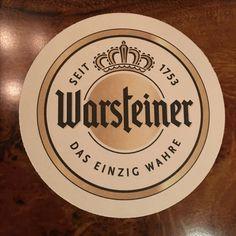 Warsteiner Bierdeckel - Gütersloh - Neue Stimmen - 14.10.17 Coca Cola, Beer Coasters, Rat Rods, Ale, Childhood, Yellow, Frases, Tags, Infancy