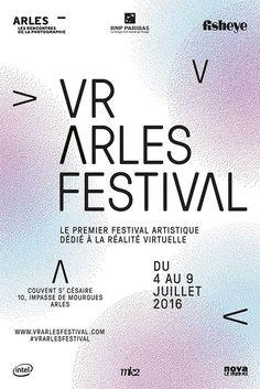 1er Festival artistique dédié à la réalité virtuelle - À l'occasion de la semaine d'ouverture des Rencontres de la photographie d'Arles, le couvent Saint-Césaire se transformera en plate-forme de diffusion et d'échanges autour de la réalité virtuelle.
