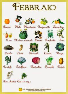 Briciole di Sapori           : Febbraio... il calendario della natura