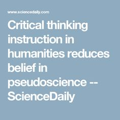 belief in pseudosciences Pseudoscience describes any belief system or methodology which tries to gain  this is most aptly seen in pseudosciences that have been around for generations.