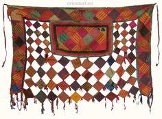 Antique Orient UZBEK Patchwork Wedding Camel Flank Decoration Kamel Schmuck H | eBay