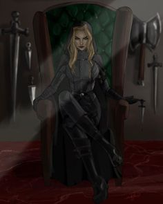 Throne Of Glass Fanart, Throne Of Glass Books, Throne Of Glass Series, Aelin Galathynius, Celaena Sardothien, Book Characters, Fantasy Characters, Charlie Bowater, Best Books Of All Time