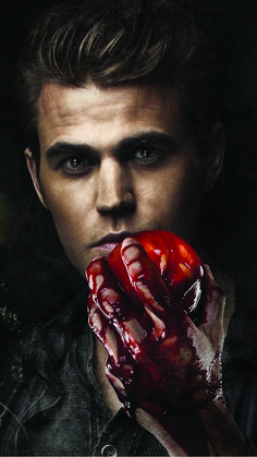 Stefan Salvatore Paul Wesley Vampire Diaries Android Wallpaper.jpg (1080×1920)