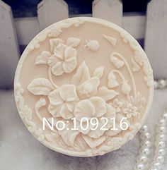 Creativemoldstore 1pcs Small Flowers (ZX105) Craft Art Silicone Soap Mold Craft Molds DIY Handmade Soap Mould * Be sure to check out this awesome product.