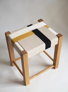 Funky Furniture, Furniture Design, Interior And Exterior, Interior Design, Take A Seat, Home Accessories, Upholstery, Home Decor, Black Stool