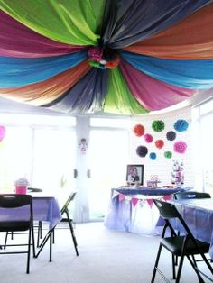 1000 Images About Party Decorations On Pinterest Tulle