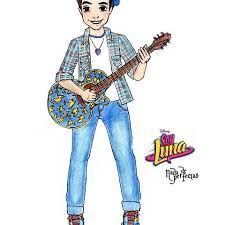37 Soy Luna Gemalt Ideen Luna Disney Zeichnungen Zeichnungen