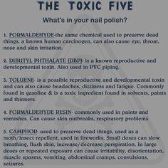 Say NO to the toxic 5 with Jamberry nail wraps. www.carterzjamz.jamberrynails.net