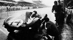 Fast is fast...: Vintage Le Mans.