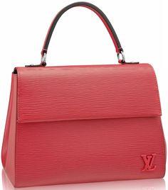 Louis-Vuitton-Epi-Cluny-Bag-versus-Saint-Laurent-Moujik-Bag