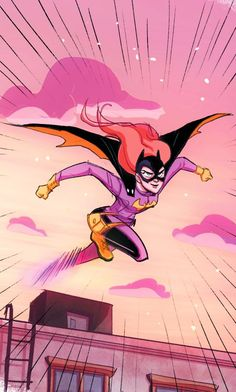 Batgirl by Babs Tarr Nightwing And Batgirl, Batgirl And Robin, Batwoman, Barbara Gordon, Bruce Timm, Dc Comics Art, Batman Comics, Comic Books Art, Comic Art