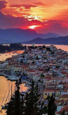 Rosamaria G Frangini | A Luxury Travel | Greece | Poros, Greece