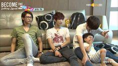 [B1SS] 120808 Hello Baby Season 6 with B1A4 - Episode 3 (2/4)