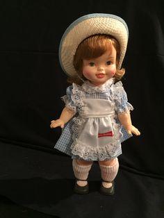Collectors Edition Purposeful Porcelin Doll Nib, Happy Birthday Doll