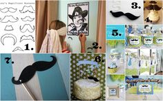 I'm dreaming in Mustaches - lollipops cards, Mustache party, Pinterest, Rags to Stitches, What I Love Wednesday - Rags to Stitches