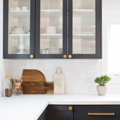 A happy corner in a recently designed #CWS kitchen  @vivianjohnsonphoto for #CWS