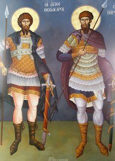 Byzantine Icons, Byzantine Art, Saint Anthony Church, Orthodox Icons, Nashville Tennessee, Saints, Greece, God's Wisdom, Creative
