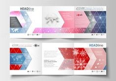Flat design templates v.6 @creativework247