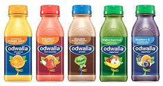 Odwalla, owned by The Coca-Cola Company since 2001, has revitalised its design - from packaging through to point of sale. Potential Beverage Innovation Awards winner at Drinktec?